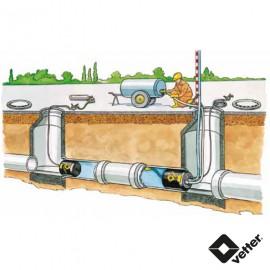 Kit 7/15 para pruebas de presión de agua