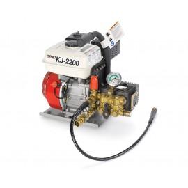 Desatascadora KJ-2200 de agua a presión