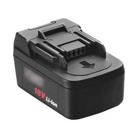 Paquete de baterías de iones de litio, 18 V, 2,0 Ah