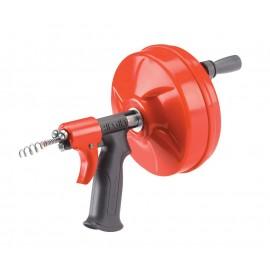 Desatascadora RIDGID Power Spin con AUTOFEED®