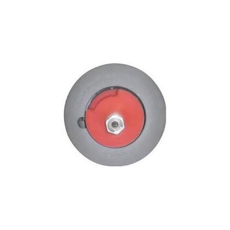 A-381-A Tambor para cables IC de 8 mm x 7,6 m con cabeza de ampolla