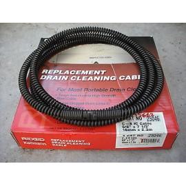 Cable de núcleo interior C-8 IC de 16 mm