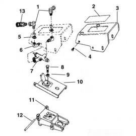 Válvula a pedal FV-1